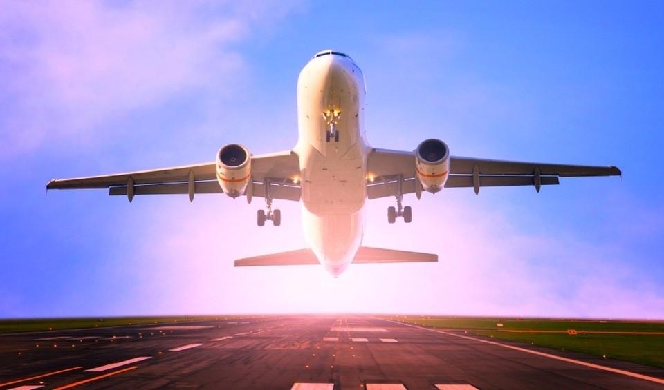 По сравнению с 2019 годом значительно сократились пассажирские авиаперелеты. Фото: соцсети