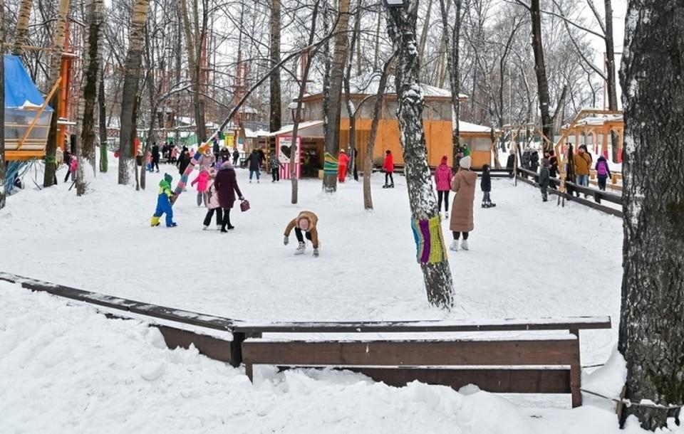 Из-за жалобы анонима закрыли детский парк в Новокузнецке. ФОТО: Михаил Петрик