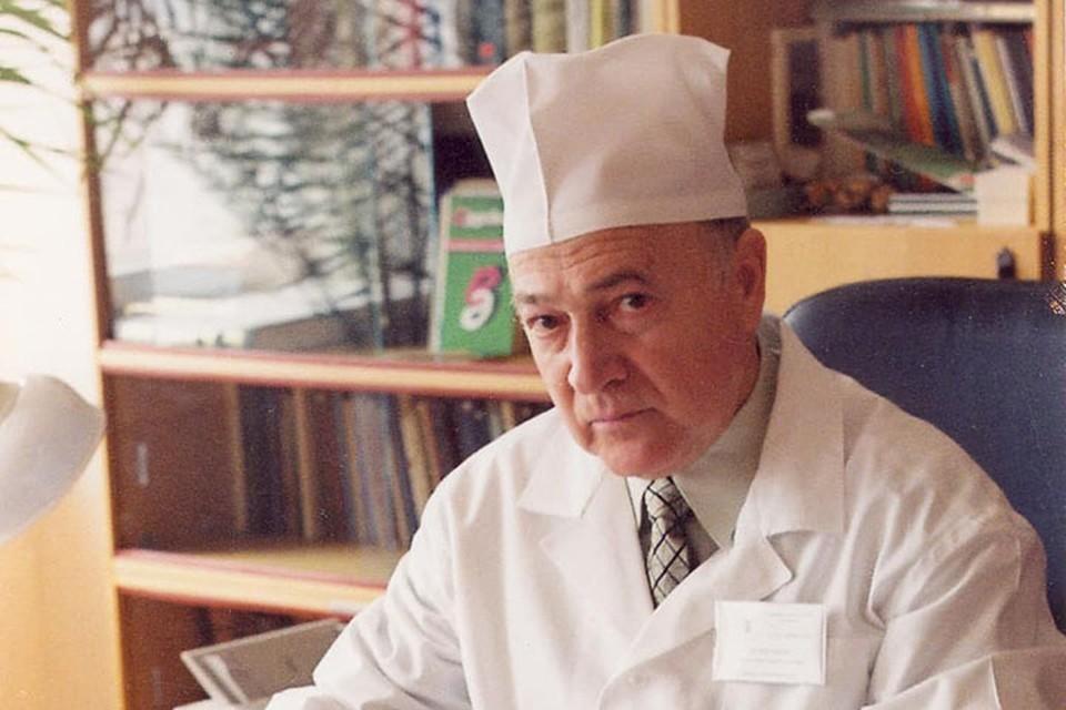 Ушел из жизни профессор ПИМУ Анатолий Кочетков. Фото: сайт ПИМУ