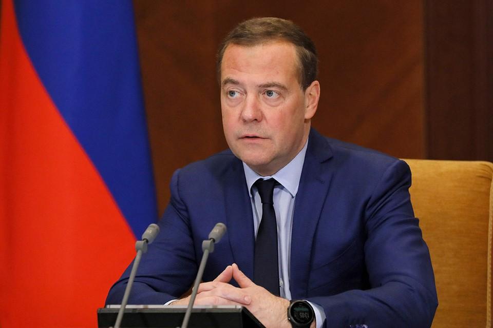 Зампредседателя Совбеза заявил, что нужно уделять больше внимания этническим анклавам. Фото: Юлия Зырянова/POOL/ТАСС