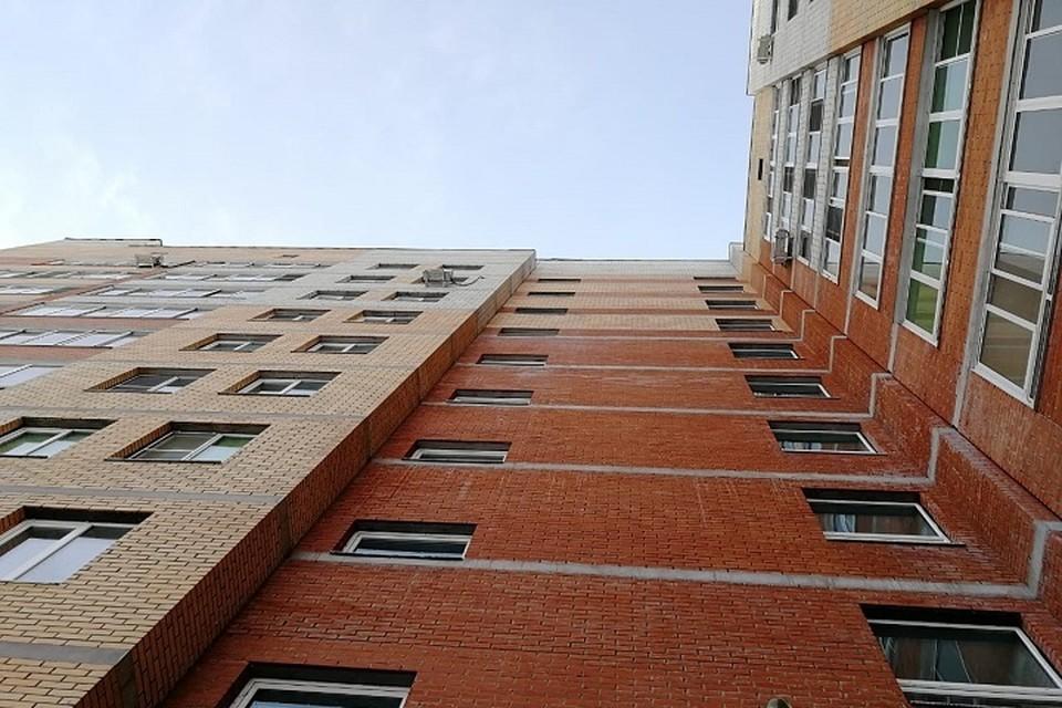 Повреждения в доме устранила управляющая компания в Хабаровске