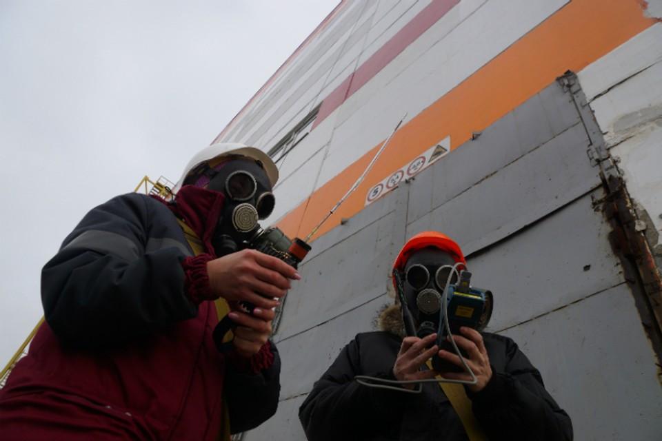 В городе зафиксировали загрязнением воздуха углекислым газом.