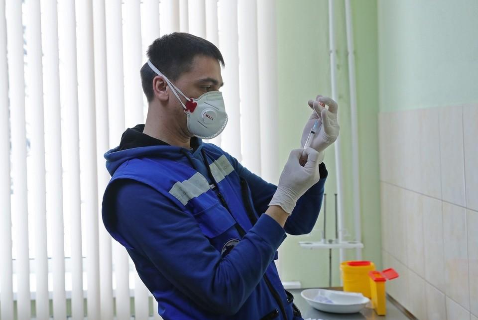 Еще 30 тысяч доз вакцины от коронавируса поступит в Крым вближайшие дни. Фото: пресс-служба главы РК