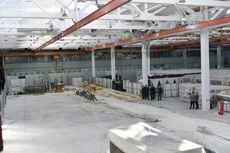 В этот проект завод инвестирует более 3 млрд рублей до 2024 года Фото: со страницы главы Удмуртии Александра Бречалова в социальных сетях