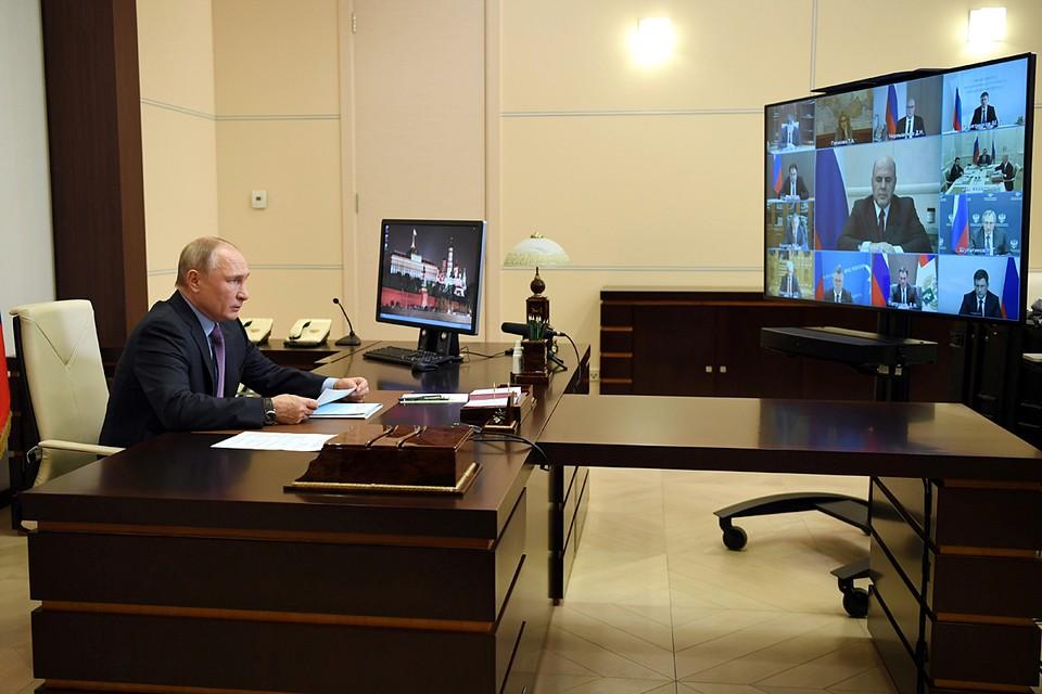 """Президент рассказал о возможных целях западных коллег относительного газопровода """"Северный поток-2""""."""