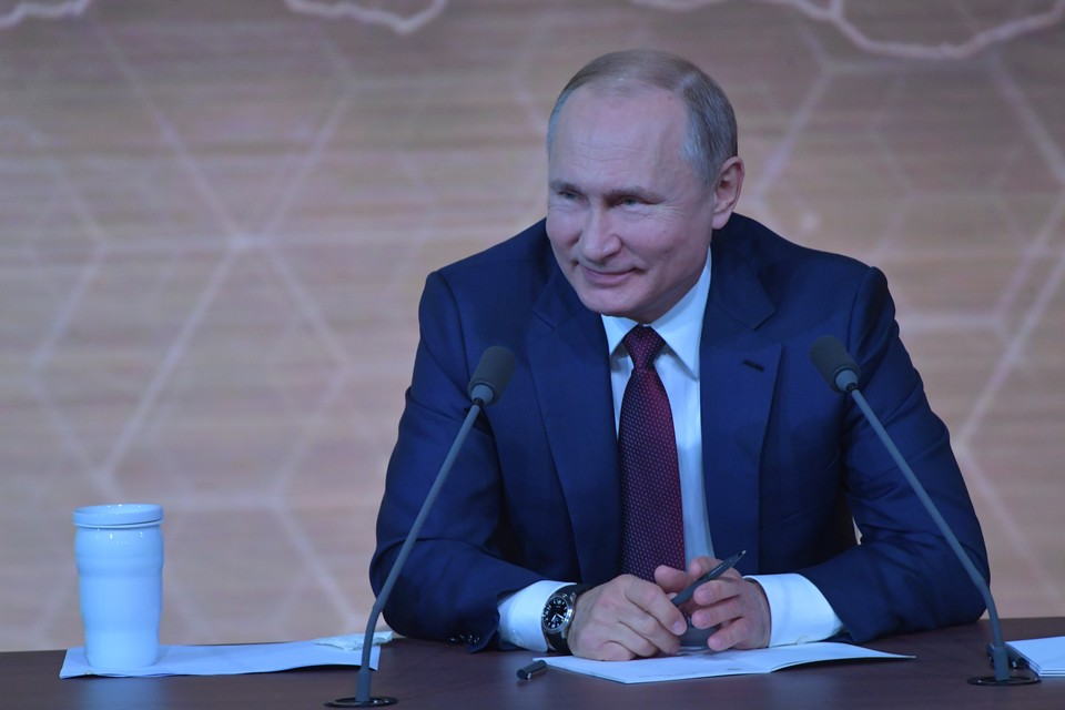 Путин рассказал о ситуации с мигрантами в РФ.