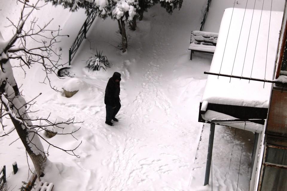 Когда потеплеет в Краснодаре.
