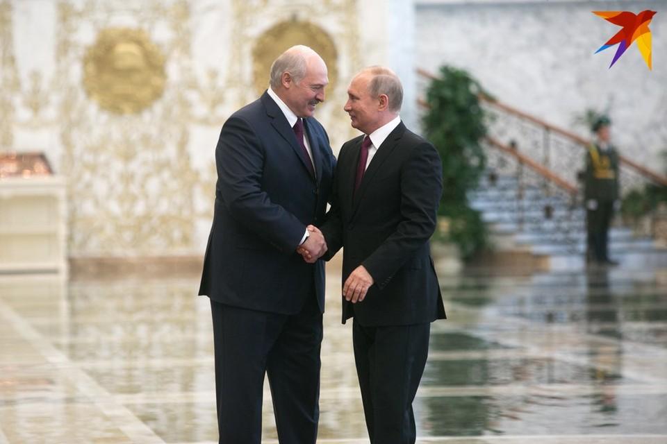 Лукашенко полетит на очередную встречу с Путиным.