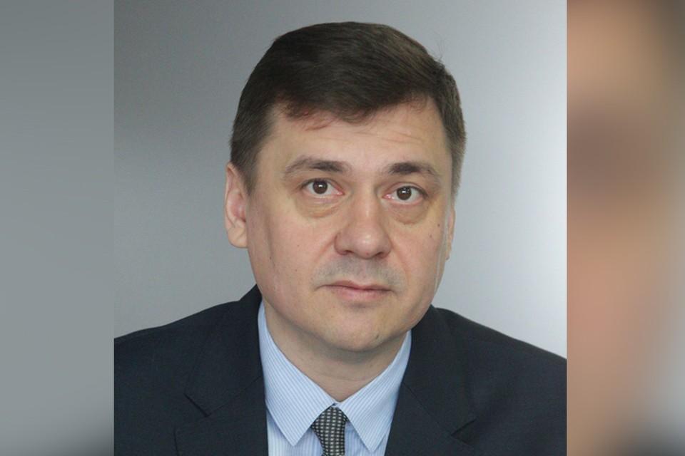 На должность заместителя главы города по экономическому развитию Извеков был назначен в прошлом году. Фото: администрация Челябинска