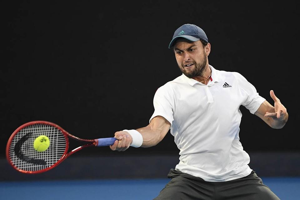 Российский дебютант, совершивший сенсационный прорыв на Australian Open, все же не смог выйти в финал