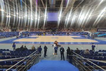 В Перми начались первые отборочные игры чемпионата Евробаскет-2020