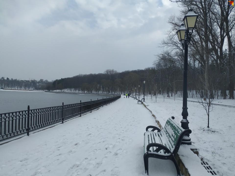 Пятница 19 февраля в Молдове будет холодной