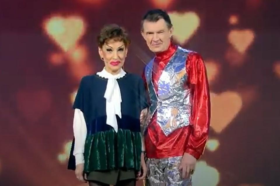 Новосибирец покорил невесту из Калининграда зажигательным танцем. Фото: стоп-кадр/«Давай поженимся»