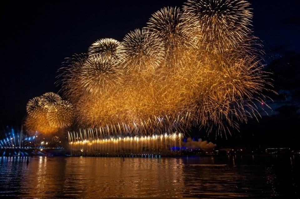 В Новороссийске 23 февраля запланирован салют