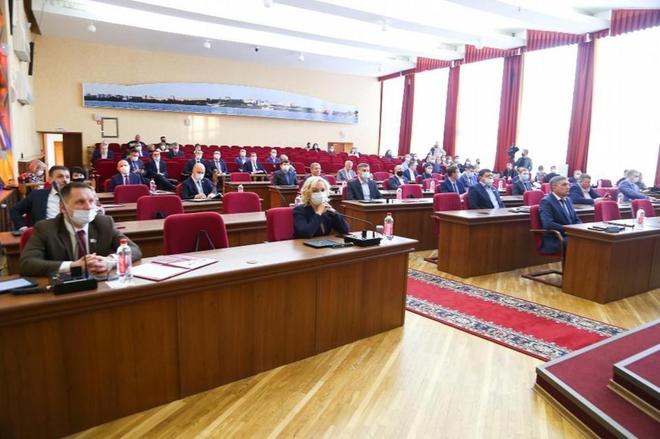 18 февраля на очередной сессии городской думы Ижевска были приняты поправки в правила благоустройства