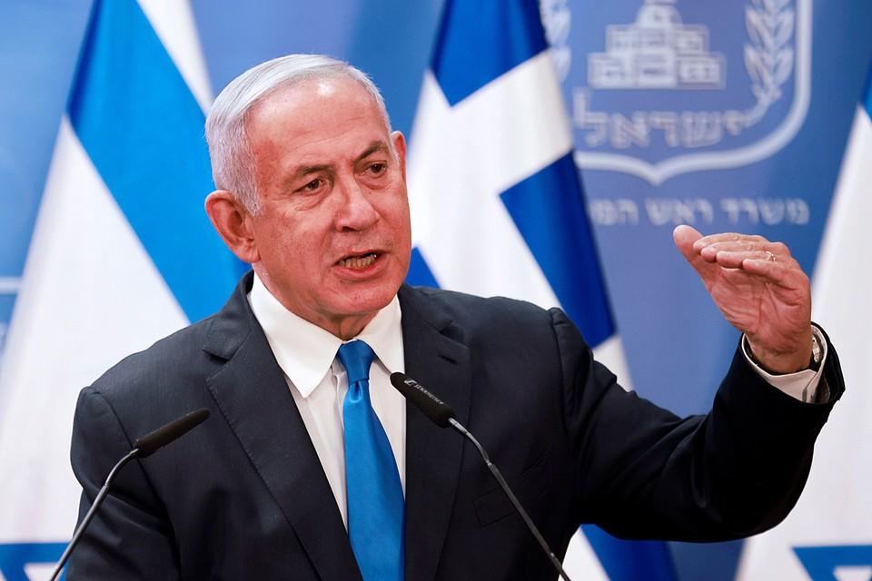 Биньямин Нетаньяху обещал задействовать все свои связи, включая личные