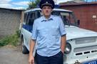 «Все могло взорваться»: молодой участковый спас трех мужчин из пожара на заброшенном заводе в Ульяновске