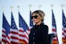 Мелания Трамп недовольна ростом популярности новой первой леди
