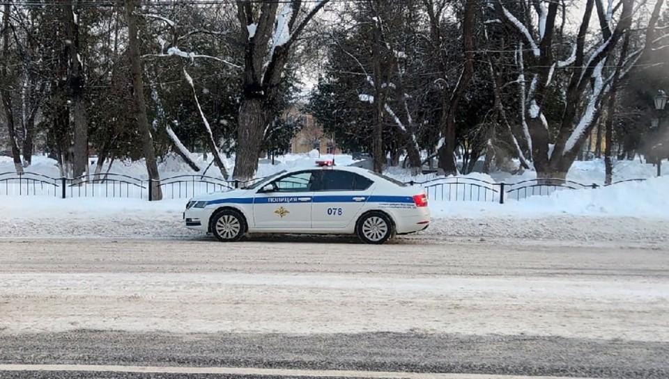 Лишь за январь этого года в Калуге пойманы 92 пьяных водителя