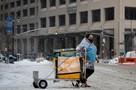 В США подсчитывают убытки от рекордных морозов