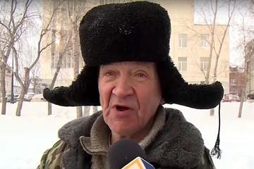 Как изменилась жизнь дворника из Томска после того, как он покорил соцсети цитатой Beatles