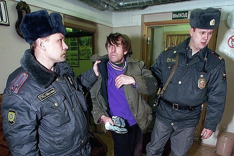 В МВД уточнили, как будут забирать пьяных в вытрезвители