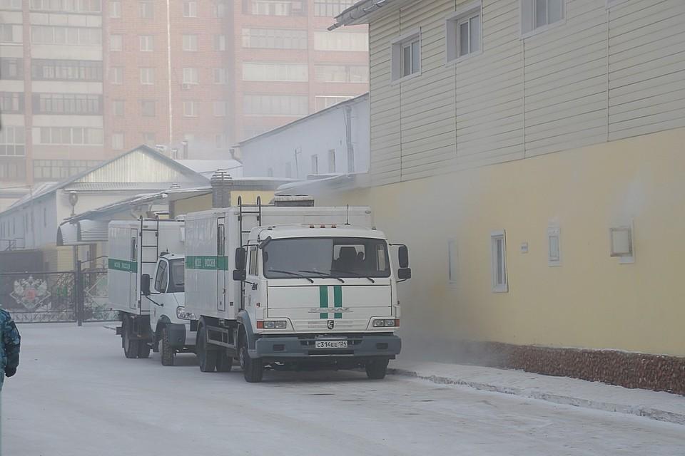В Красноярский край этапировали подозреваемого в убийстве 4-летней давности