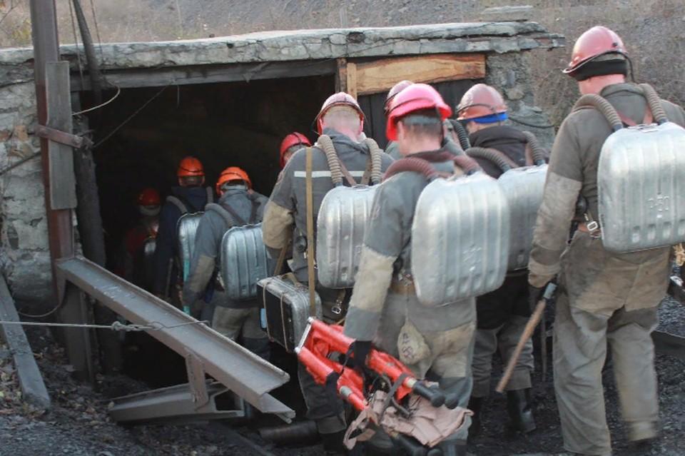 Два человека погибли на нефункционирующей горной выработке. Фото: ЛИЦ (архив)