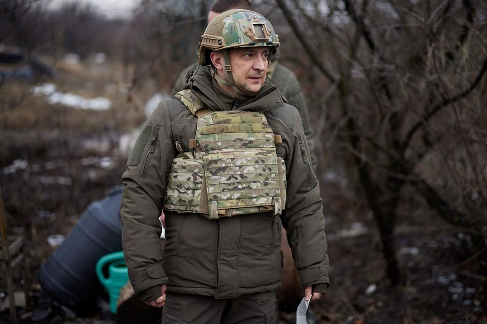 После очередного провала президента Украины могут обвинить в сепаратизме. Применит ли он санкции против самого себя?