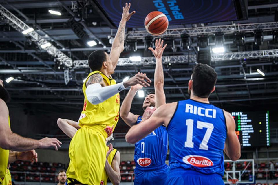 Евробаскет-2022 в Перми: Северная Македония одержала волевую победу над Италией