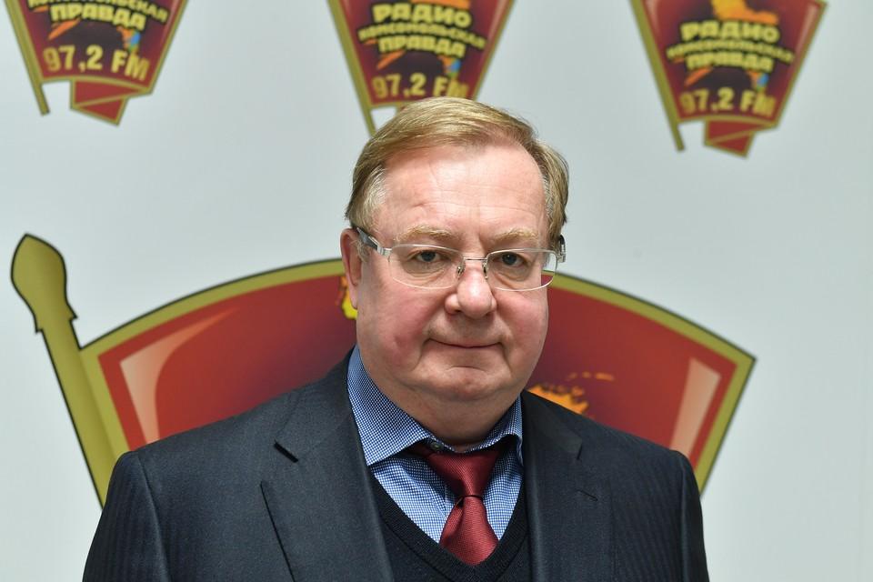 Сергей Степашин, член совета директоров ФК «Динамо»