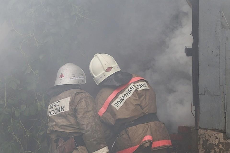 С начала 2021 года в регионе зарегистрировано 858 пожаров
