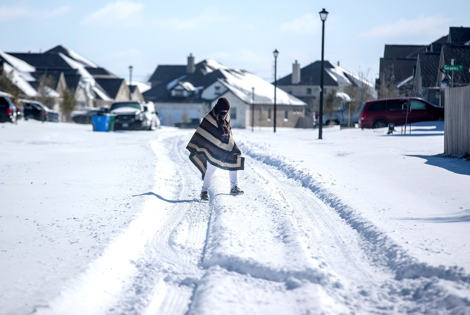Семья насмерть замерзшего мальчика в США подала иск на 100 миллионов долларов