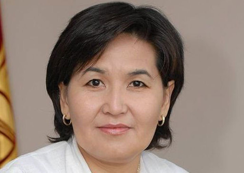 Новым послом Кыргызстана в России стала Гульнара-Клара Самат.