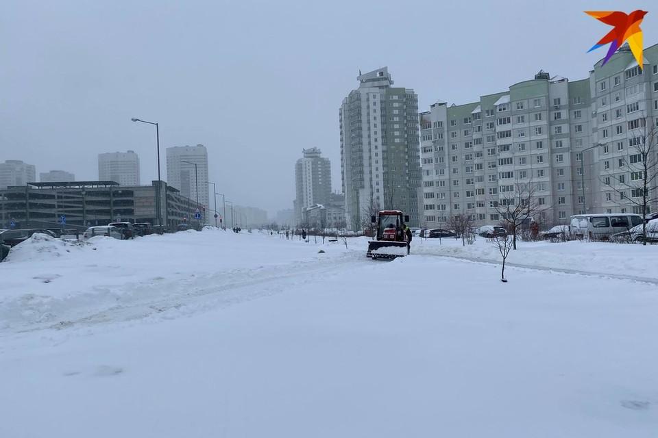 Министр ЖКХ рассказал, что в 2021 году удалось вывезти в 20 раз больше снега, чем в 2020-ом