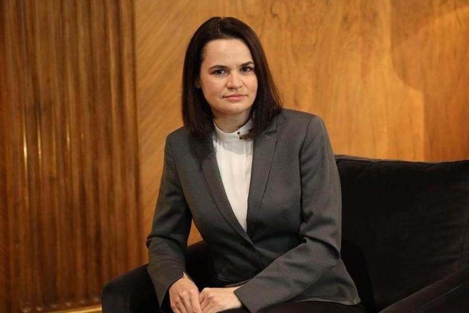 Тихановская высказалась о санкциях ЕС против белорусских властей. Фото: телеграм-канал Светланы Тихановской