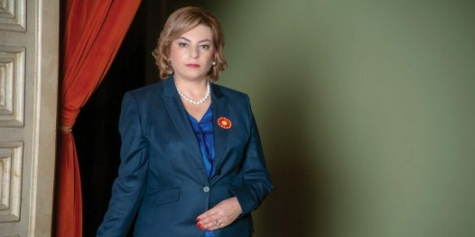 Кандидат на пост премьер-министра Мариана Дурлештяну. Фото:соцсети