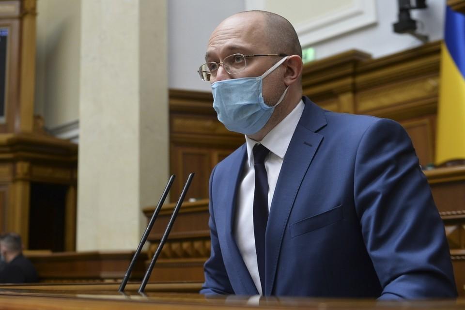 Денис Шмыгаль выложил «компромат» на своего заместителя Олега Уруского