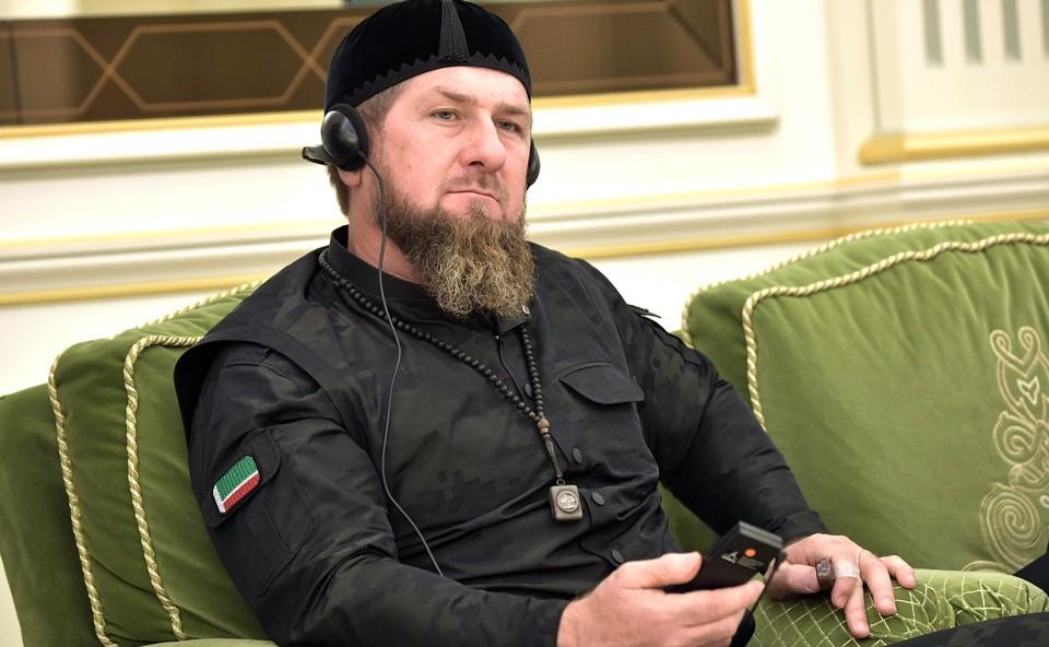 Кадыров прокомментировал фото с вице-премьером Украины, вызвавшее скандал.