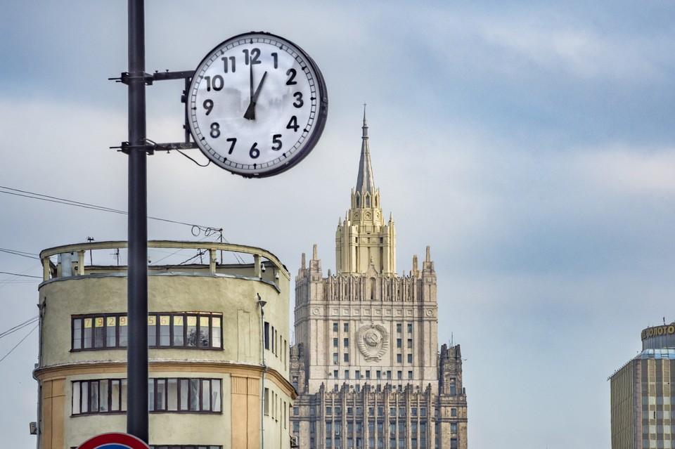 В МИД России оценили возможность новых европейских санкций.