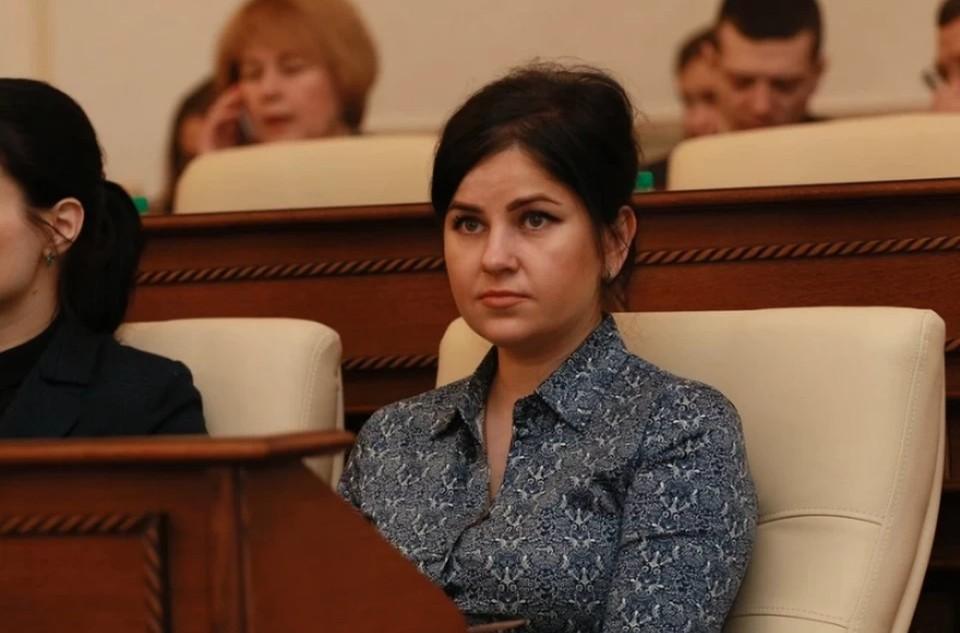 Персеком крайкома вновь стала Мария Прусакова