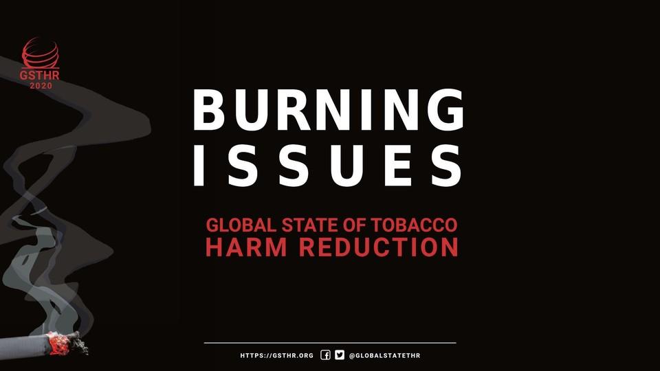 98 миллионов человек используют бездымные табачные продукты, среди них 68 миллионов - электронные сигареты, 20 миллионов – продукты нагревания табака и 10 миллионов - снюс.