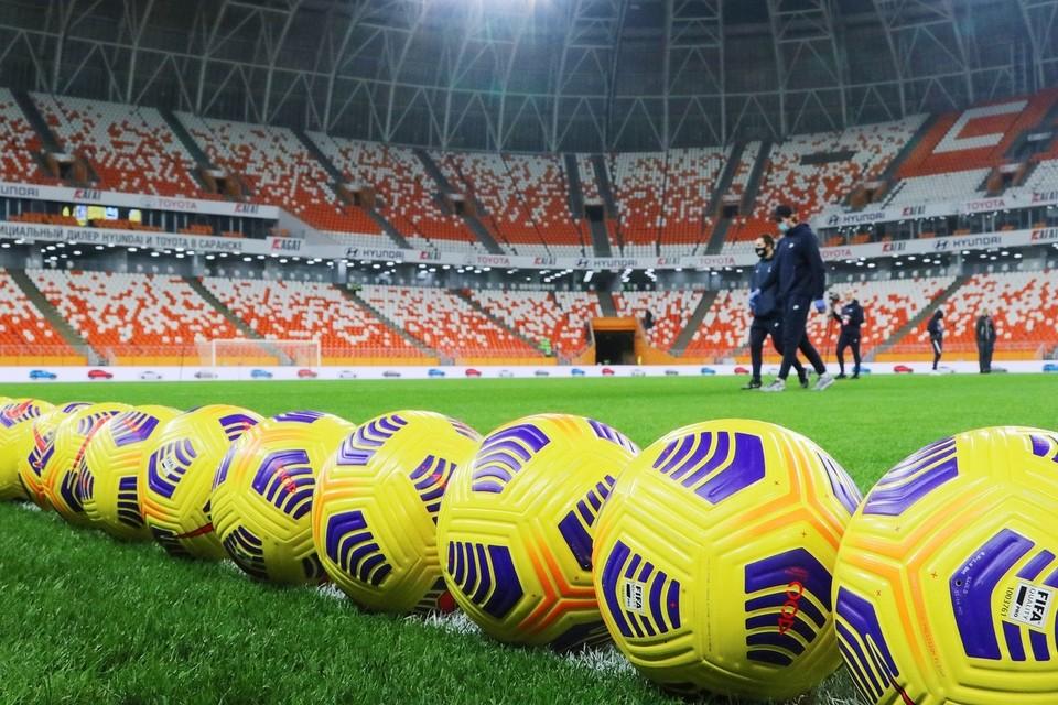 Сезон возобновляется: Тамбов принимает Ротор. Прямая онлайн-трансляция матча 20 тура РПЛ