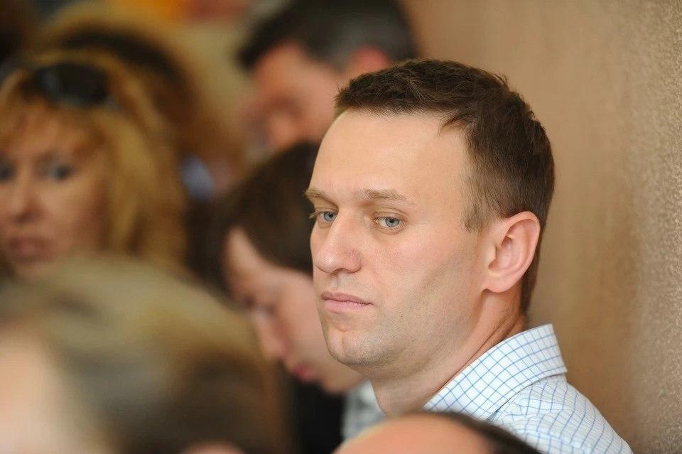 Алексей Навальный этапирован из СИЗО-1