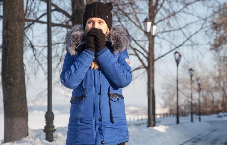 Экстремальные холода уходят из Пермского края.