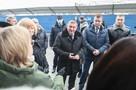 Зам генпрокурора РФ разбирается с проблемами дольщиков в Волгограде