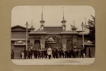 Как выглядел дореволюционный Ленинградский зоопарк: опубликованы архивные фотографии