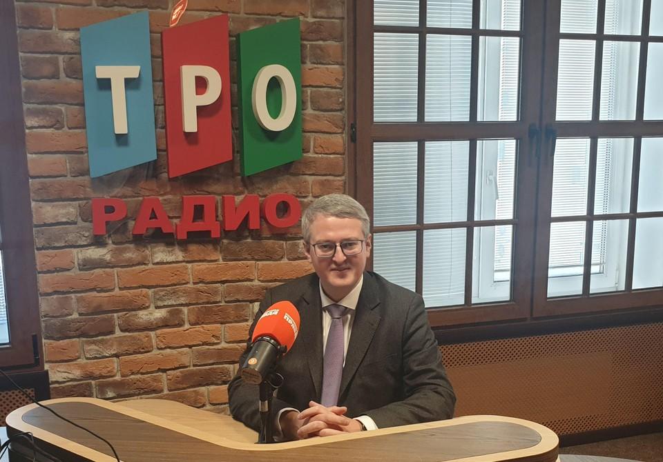 Владимир Солодов, губернатор Камчатки