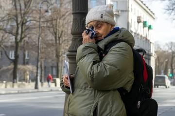 82-летний житель Новгорода приехал в Петербург и сбежал от «скорой», чтобы отыскать первую любовь