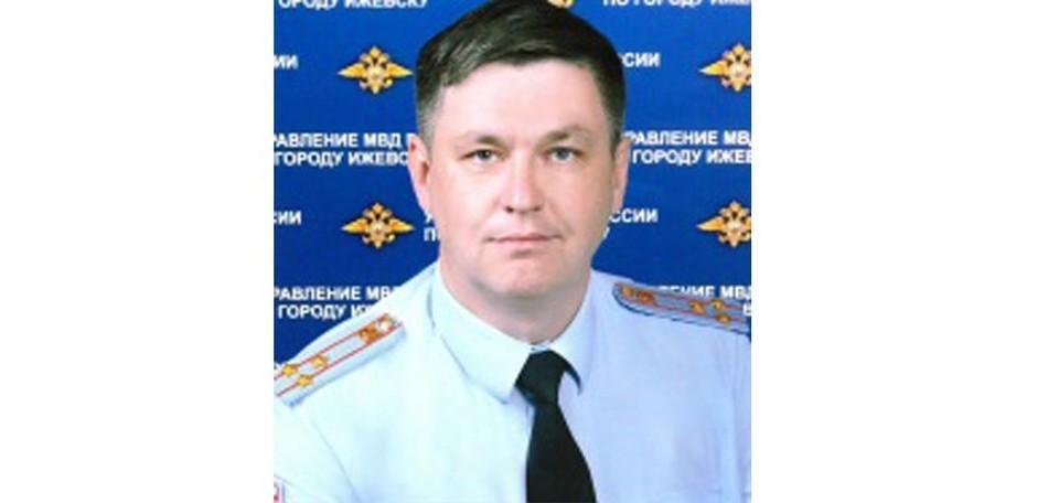 Назначен новый начальник УМВД по Ижевску, Фото: пресс-служба МВД по Удмуртии